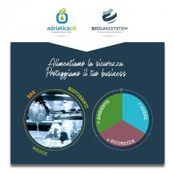 PARTNERSHIP Biosanisystem + Adriatica Oli